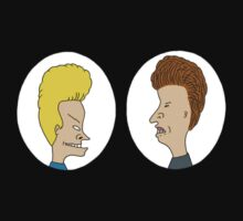 Beavis and Butt-Head by zazerkale