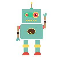Hello Robo by yohanesigit