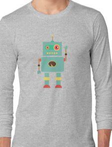 Hello Robo Long Sleeve T-Shirt