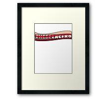 Thespencer9 Bacon Framed Print