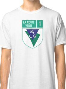Route verte Classic T-Shirt