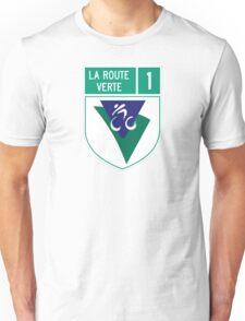 Route verte Unisex T-Shirt