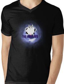 The Moo-ster Mens V-Neck T-Shirt