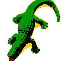 Alligator by kwg2200