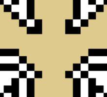 8Bit New Orleans Saints 3nigma Sticker