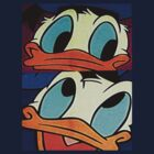 Donald Duck tee by Andrew Turley