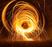 Fireplay by Piers Coe
