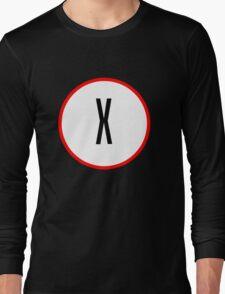 X Files X Long Sleeve T-Shirt
