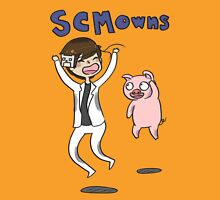 SCMowns and Porkchop T-Shirt & Stickers Unisex T-Shirt