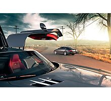 Mercedes-Benz AMG   Branching Out Photographic Print