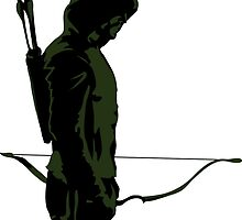 Green Arrow - Oliver Queen by Adventure  Coins