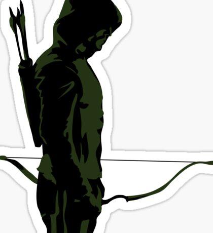 Green Arrow - Oliver Queen Sticker