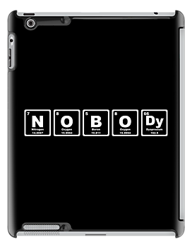 Nobody - Periodic Table by graphix