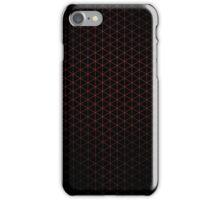 Geometric Grid iPhone Case/Skin