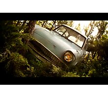 "The ""Flying"" Ford Anglia Photographic Print"