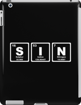 Sin - Periodic Table by graphix