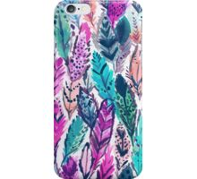 WILD FEATHERS iPhone Case/Skin
