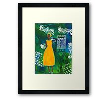 As Sweet As An Angel Framed Print