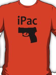 2nd Amendment iPAC Gun Control Funny Rude Offensive Political T-Shirt