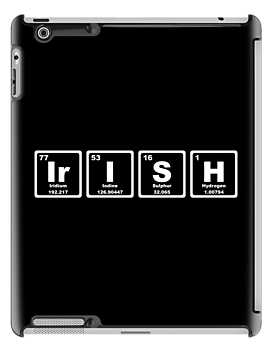 Irish - Periodic Table by graphix