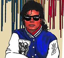 The King of Pop by TheProducerBDB