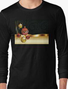 Decorative Christmas Ornaments 4 Long Sleeve T-Shirt