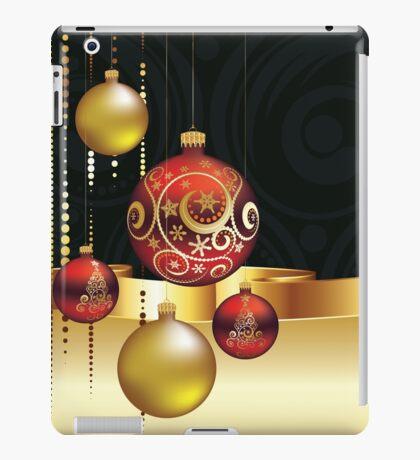 Decorative Christmas Ornaments 4 iPad Case/Skin
