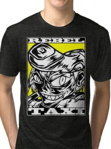Mad RebelTaxi Tri-blend T-Shirt