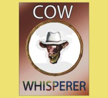 COW WHISPERER Kids Clothes