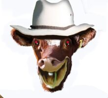 COW WHISPERER Sticker