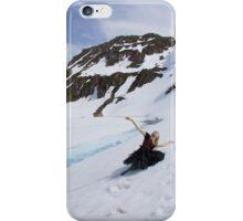 Xana del lago iPhone Case/Skin
