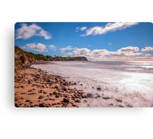 Coles Beach! Canvas Print