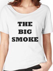THE BIG SMOKE BELFAST Women's Relaxed Fit T-Shirt