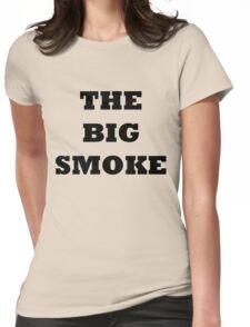 THE BIG SMOKE BELFAST Womens Fitted T-Shirt