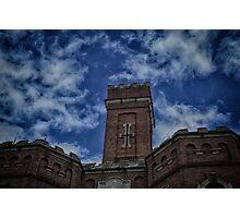Clarion Castle Photographic Print
