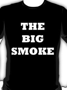 THE BIG SMOKE BELFAST White T-Shirt