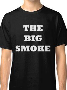 THE BIG SMOKE BELFAST White Classic T-Shirt