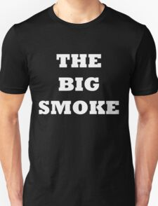 THE BIG SMOKE BELFAST White T-Shirt