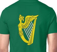 IRISH HARP IRELAND GREEN GOLD Unisex T-Shirt