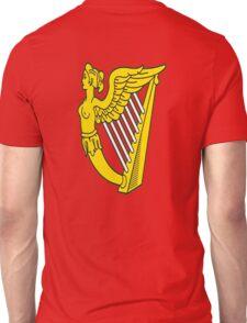 IRISH HARP IRELAND GREEN GOLD Unisex T-Shirt