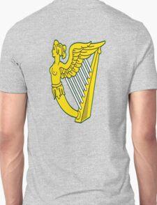 IRISH HARP IRELAND GREEN GOLD T-Shirt