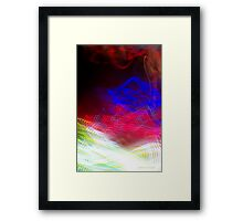 The Light Is The Art 10 (Crop 1) Framed Print