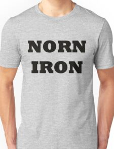 NORN IRON NORTHERN IRELAND Unisex T-Shirt