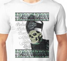 YEAR ZERO LYRICS Unisex T-Shirt