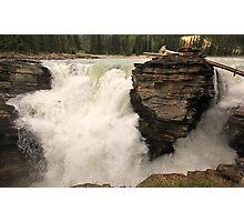 Athabasca Falls 2 Photographic Print
