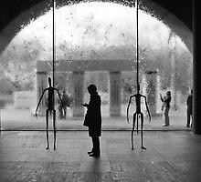NGV Statues by Vicki Moritz