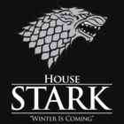 House Stark (White) by innercoma