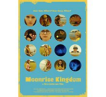 Moonrise Kingdom featuring Suzy Bishop & Sam Shakusky Photographic Print