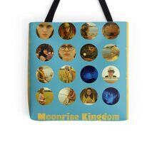 Moonrise Kingdom featuring Suzy Bishop & Sam Shakusky Tote Bag