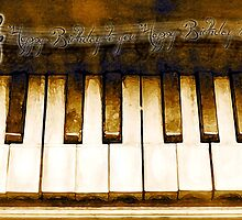 Play me a birthday tune by Michelle Ricketts